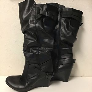 Shoes - Cindy black boot-9